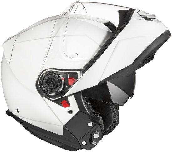 Helm SMK Glide Wit XL
