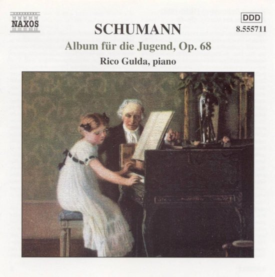 Schumann: Album fur die Jugend / Rico Gulda