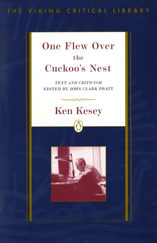 ken keseys one flew over the cuckoos nest essay One flew over the cuckoo's nest ken kesey critical essays the role of women in one flew over full glossary for one flew over the cuckoo's nest essay questions.