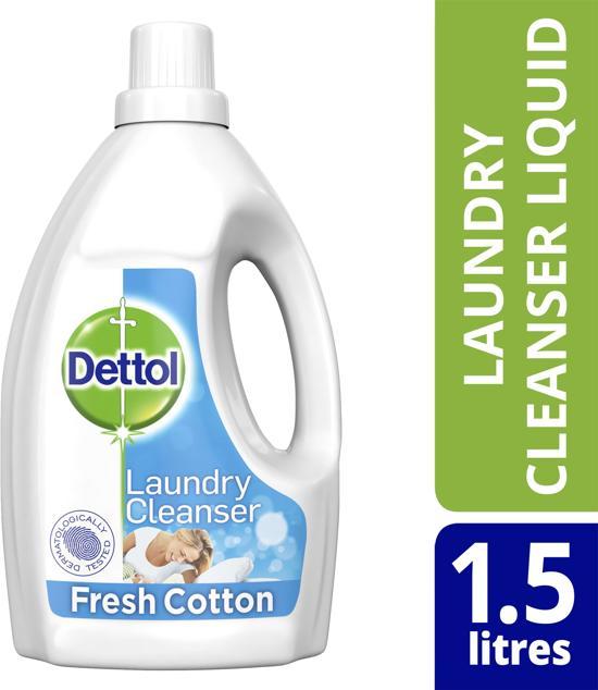 Dettol Perfecte Hygiene Toevoeging bij de was – Fresh – 1,5 liter