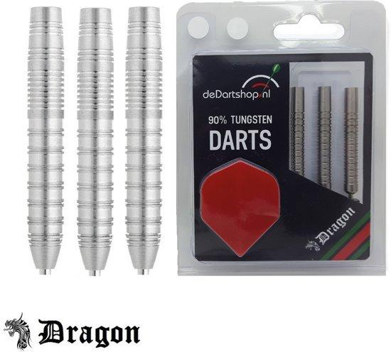 Dragon Darts 6 Professional 90% Tungsten - 26 gram dartpijlen