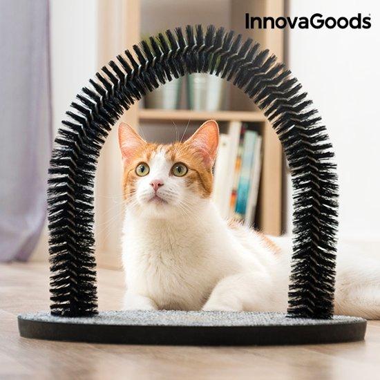 Krabpaal en Massageboog voor Katten