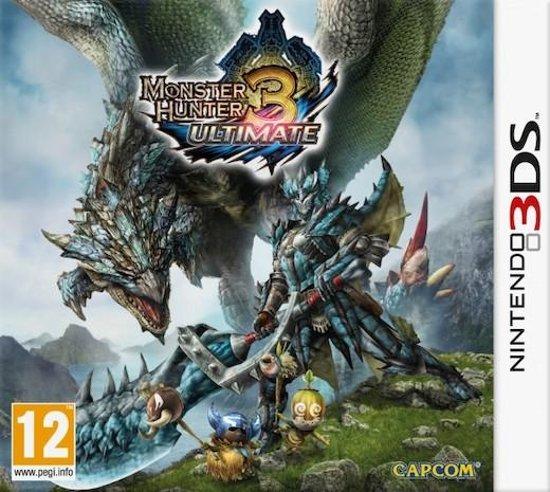 Monster Hunter 3 Ultimate - 2DS + 3DS