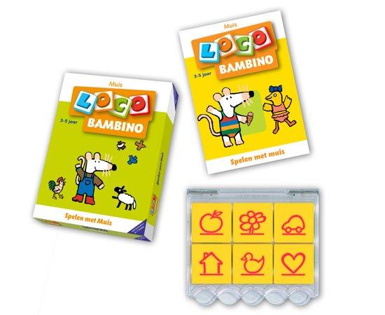 Loco Bambino / Spelen met Muis