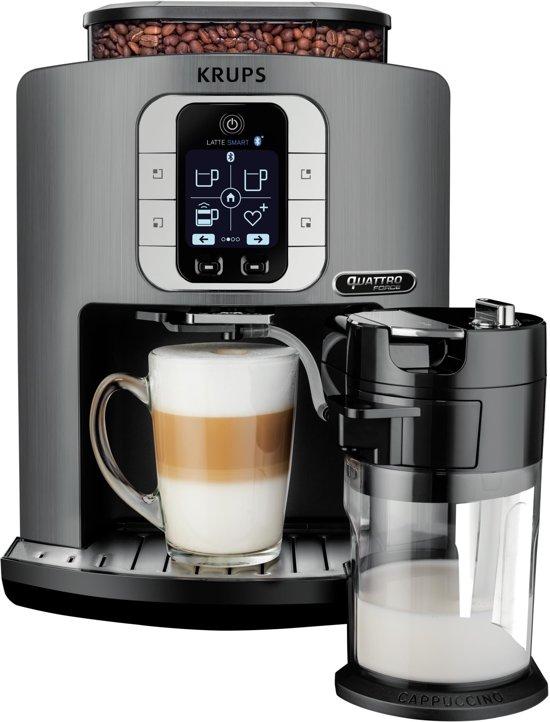 Krups Espresso Automatic Quattro Force Latte Smart EA860E