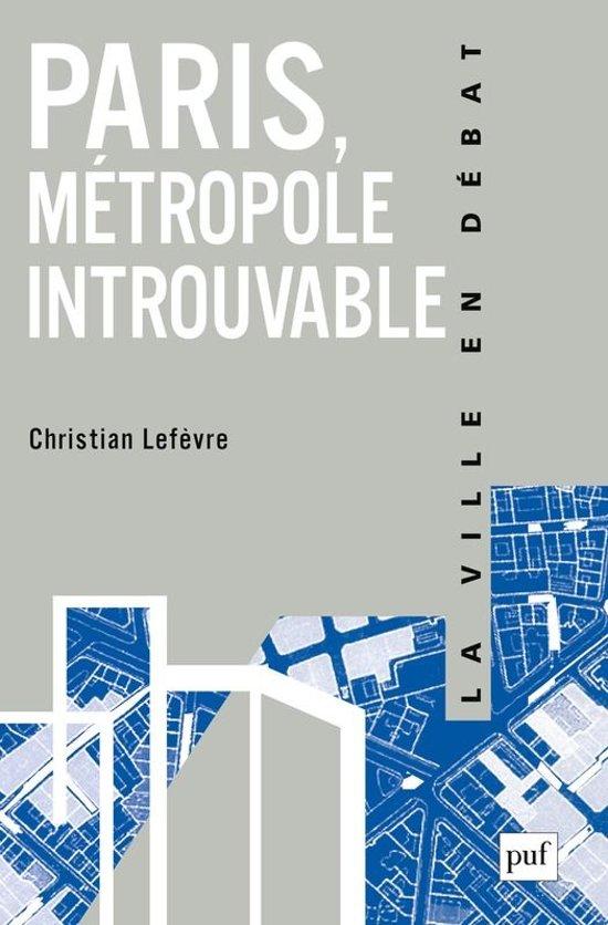 Afbeeldingsresultaat voor christian fefevre paris metropole introuvable