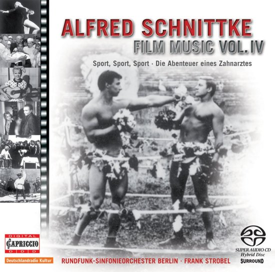 Schnittke: Film Music Vol.Iv