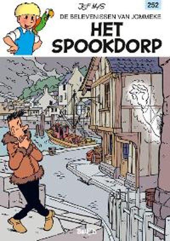 Bol Com Jommeke 252 Het Spookdorp Jef Nys 9789063347949 Boeken