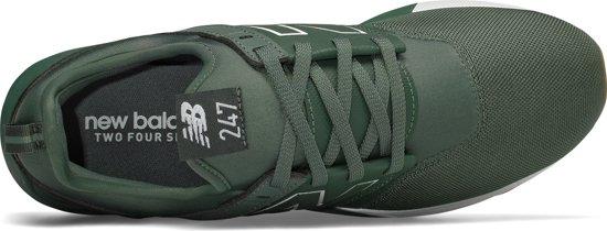 247 5 Heren Sneakers Sneaker Groen 46 Maat New Balance Mannen Fq05w04