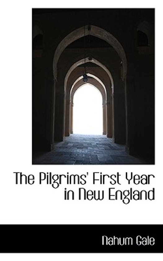 The Pilgrims' First Year in New England