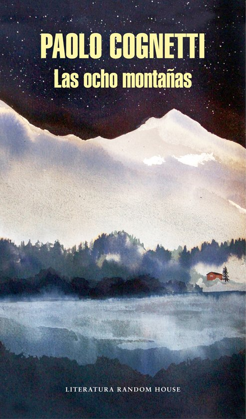 Boek cover Las Ocho Monta as / The Eight Mountains van Paolo Cognetti (Paperback)