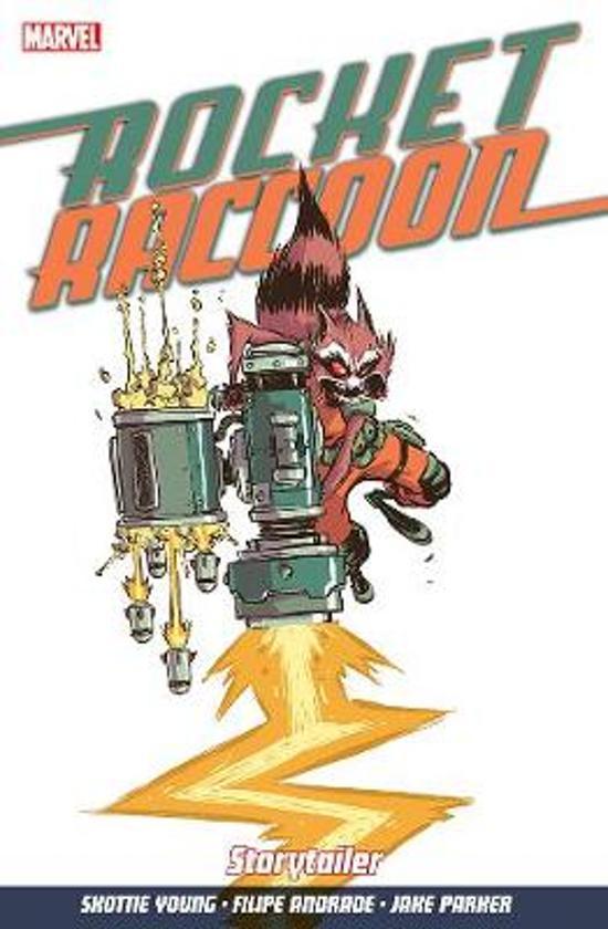 Rocket Raccoon Vol. 2