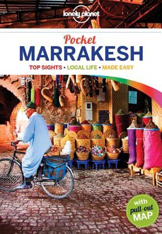 Boek cover Lonely Planet Pocket Marrakesh van Lonely Planet (Paperback)
