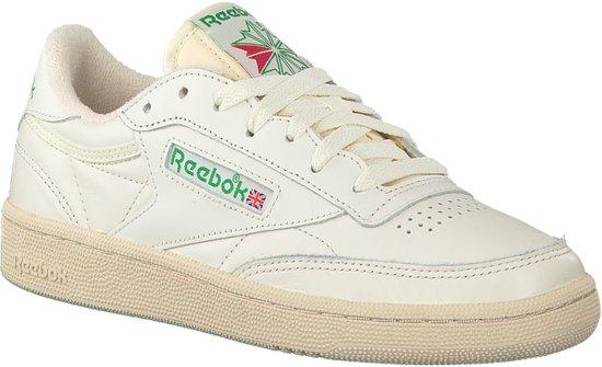 Reebok Royal Comp C sneakers witgoud in 2019 Reebok, Goud