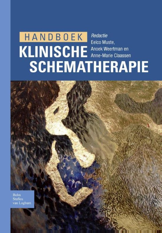 Boek cover Handboek klinische schematherapie van Eelco Muste (Paperback)