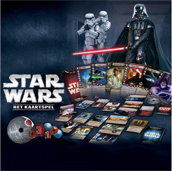 Thumbnail van een extra afbeelding van het spel Star Wars - Het Kaartspel