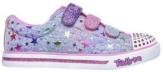 Party Kids Skechers Sparkle Starry Blauw Glitz Sneakers aSwZqwPxv