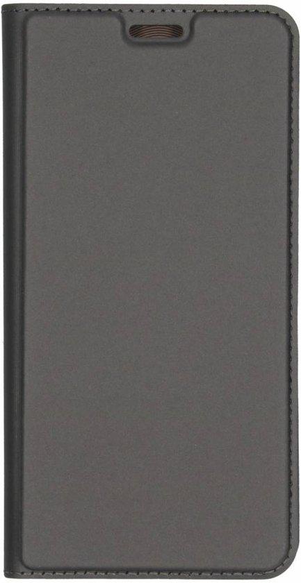 DUX DUCIS Samsung Galaxy A7 (2018) hoesje - TPU Wallet Case - grijs