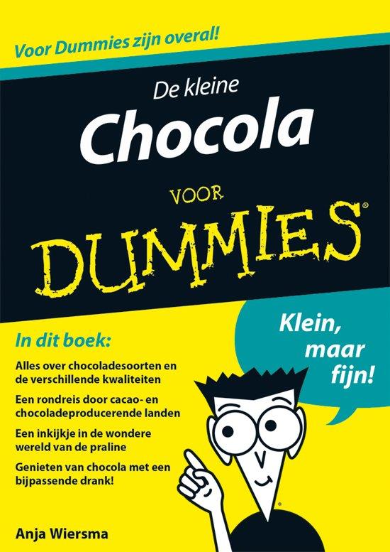 De kleine Chocolade voor dummies