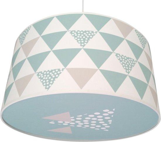 bacon apples driehoekjes hanglamp mint. Black Bedroom Furniture Sets. Home Design Ideas
