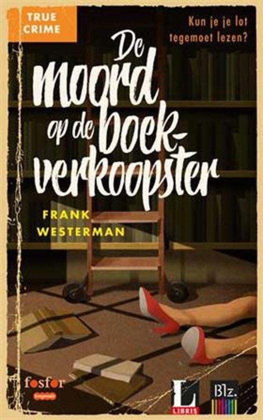 De moord op de boekverkoopster - Voorkant