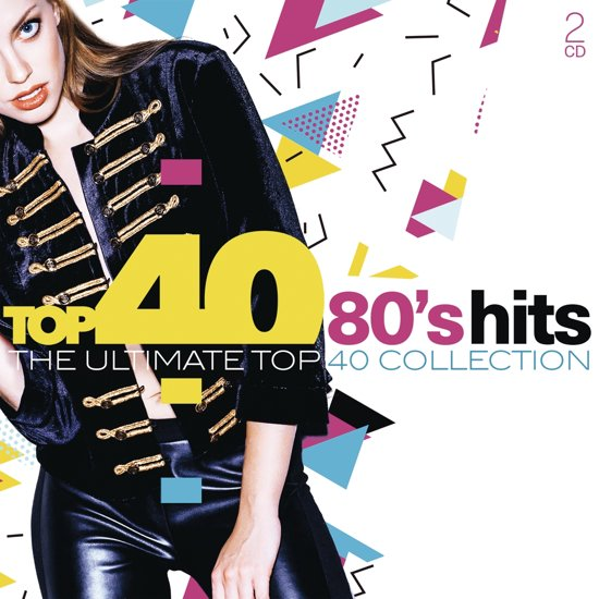 Top 40 - 80's Hits