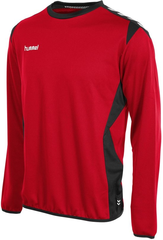 Hummel Paris Top Round Neck Sweater - Sweaters  - rood - 152