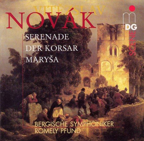Orchestral Works: Serenade Op9/Der