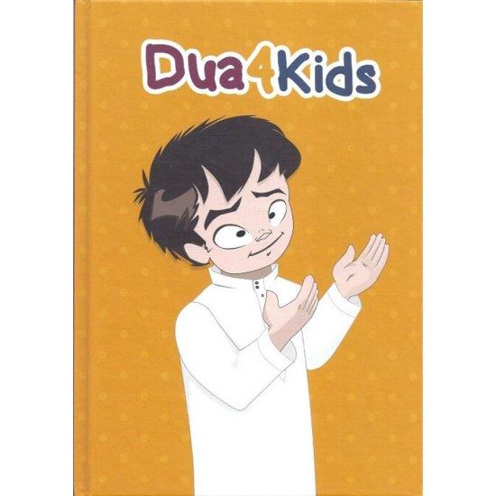 Dua4Kids - een prachtige dua boek