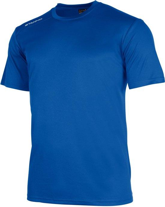 Stanno Field Shirt Ss Sportshirt Heren - Royal