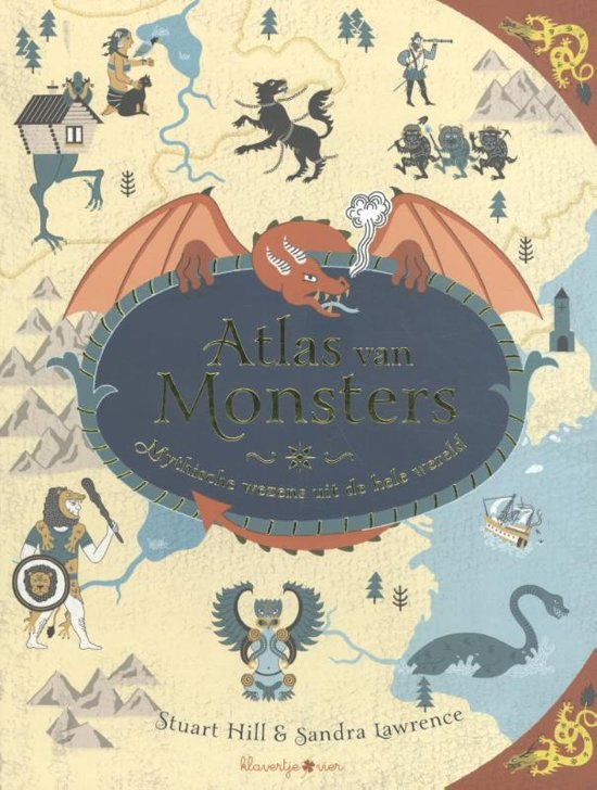 Atlas van monsters 0 - Atlas van monsters