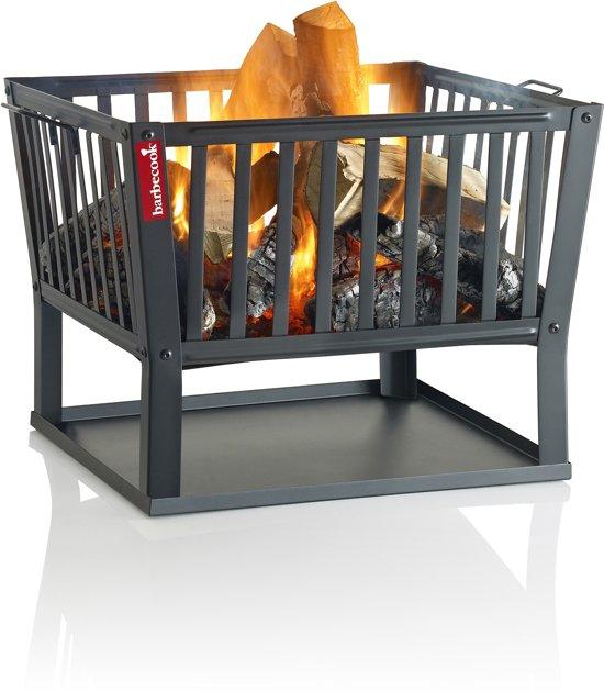 Barbecook - Classic Squadra Vuurkorf - Zwart