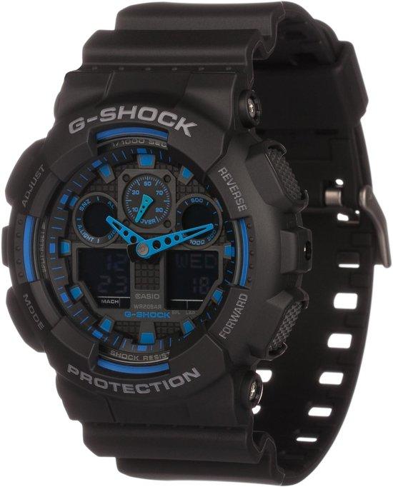 Casio G-SHOCK Classic GA-100-1A2ER
