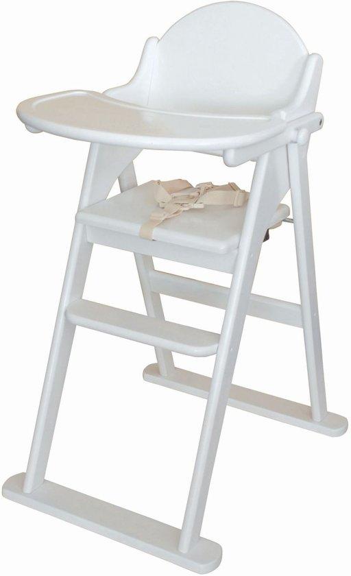 Kinderstoel Hout Inklapbaar.Bol Com East Coast Inklapbare Kinderstoel Wit