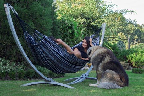 Potenza Colombiana -Ruime familiehangmat / Hangmat Family ( draagkracht:220 kg.)