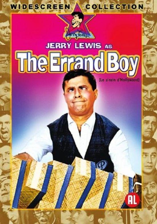 Cover van de film 'Errand Boy'