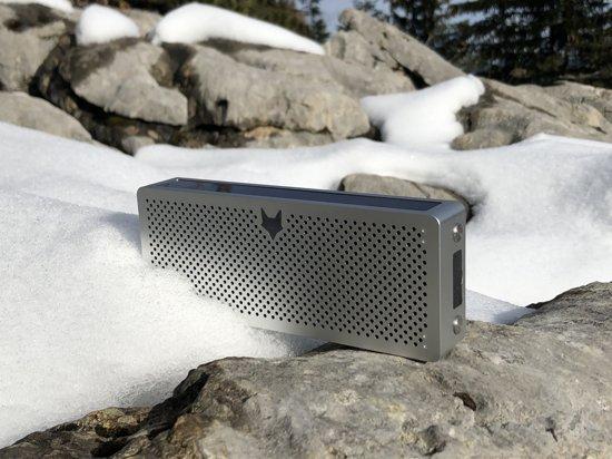 FOXILON P45 Portable Solar Speaker