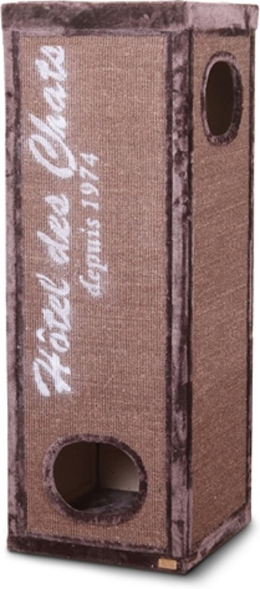 Ebi Krabpaal Trend Rockefeller Bruin - 150 CM