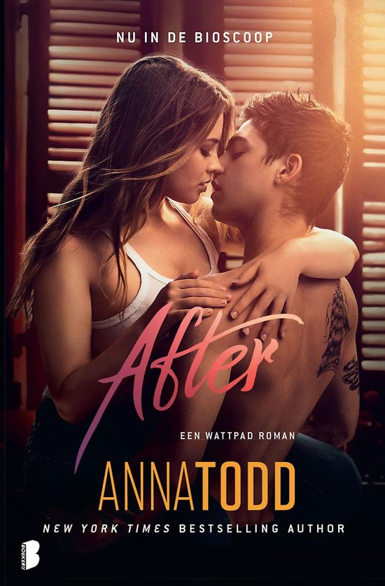After 1 - Hier begint alles - Anna Todd