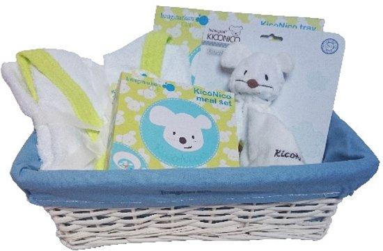 Imaginarium Kraammand Jongen - Mand met Cadeaus voor Pasgeboren Baby