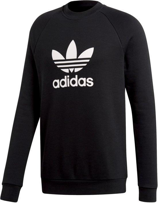 Trui Zwart Wit.Bol Com Adidas Trui Maat L Mannen Zwart Wit