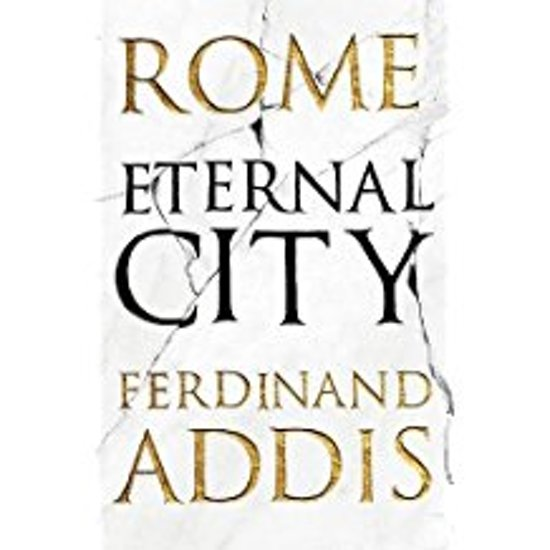 Boek cover Rome van Ferdinand Addis (Hardcover)