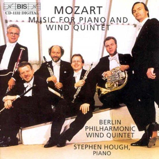 Mozart - Wind + Pn