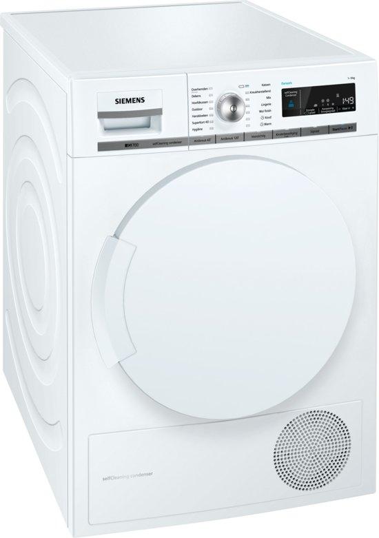 Siemens WT44W562NL iQ700 - iSensoric - Warmtepompdroger