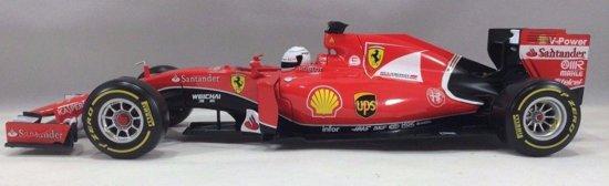 Ferrari F1 SF-15 K.Raikkonen 2015 Burago 1-18