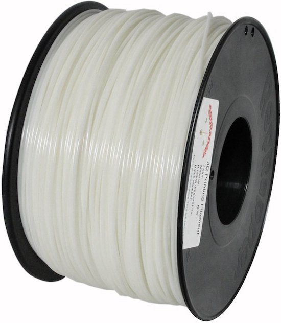 1.75mm wit ABS filament
