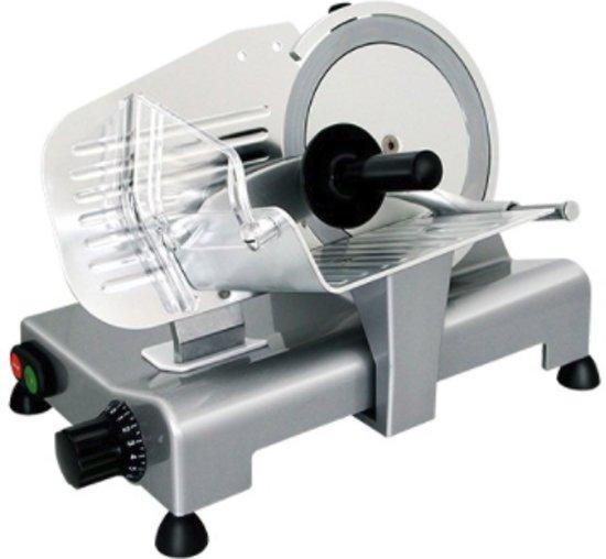 CaterChef vleessnijmachine 195 MM RVS mes