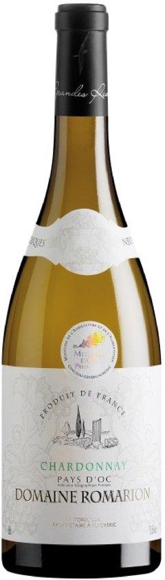 Romarion Chardonnay - Witte wijn - 6 x  75 cl