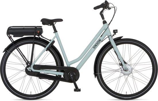 Beste Lichte Stadsfiets : Bol.com union fast elektrische fiets dames 53cm 7