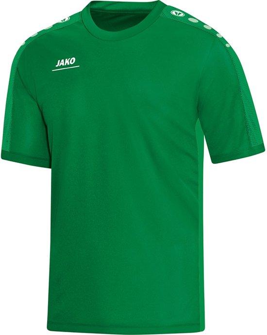 Jako Striker Sport Shirt - Voetbalshirts  - groen - M